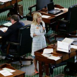 Texas Democrat Wendy Davis Announces Congressional Bid to Challenge Chip Roy
