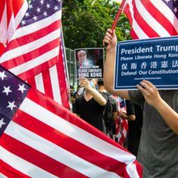 Violent Pro-China 'Triad' Mob Attacks Hong Kong Protesters, No Arrests Made