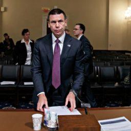Watch Live: Acting DHS Secretary Kevin McAleenan Testifies on Border Crisis