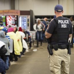 ICE Frees 300 of 680 Illegals Arrested in Raid on 'Humanitarian Grounds'