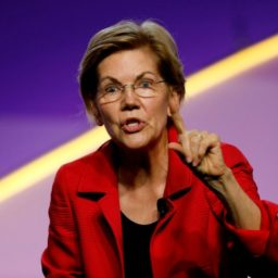 Warren: Trump Has 'Helped,' 'Given Compliments' to White Supremacists