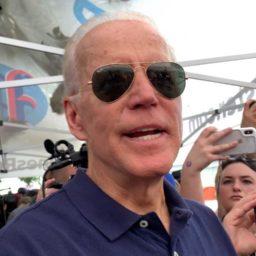 Watch: Breitbart News Confronts Joe Biden About Misquoting Trump on Charlottesville