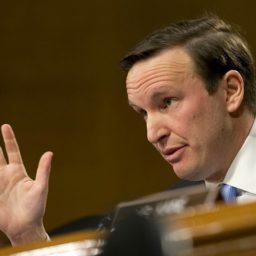 Dem Sen. Murphy: W.H. 'Starting to Slowly Move' on Background Checks