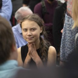 Hudson: Greta Thunberg, Take Your Climate Tour to China; America's Reduced Its Carbon Emissions for Decades