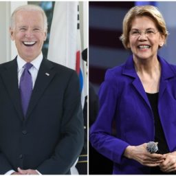 Iowa Poll: Joe Biden, Elizabeth Warren Top Third-Place Buttigieg by Double Digits