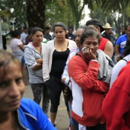 Revealed: 80 Percent of Central American Women, Girls Raped Crossing into U.S.