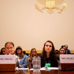 Teen Climate Activist Tells Congress Climate Crisis Is Linked to 'Colonialism, Slavery'