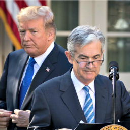 Trump Blasts Fed Chief Powell: No Guts, No Sense, No Vision!