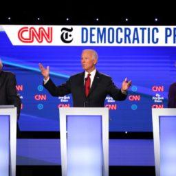 Bernie Sanders Shatters Joe Biden on War, Trade at Fourth Democrat Debate