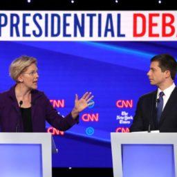 Democrats Attack Elizabeth Warren 16 Times in Democrat Debate
