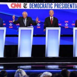 Donald Trump: Debate Shows Democrat 'Clowns' Need Impeachment to Win