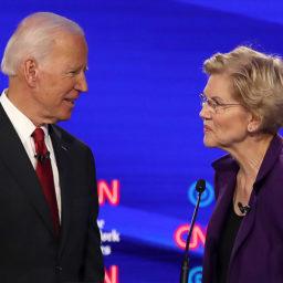 Elizabeth Warren Thanks Obama for Creation of CFPB After Biden Brags 'I Got You Votes'