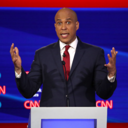 Fact Check: Cory Booker Falsely Claims Trump 'Most Unhealthy' Presidential Candidate