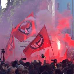 German City Offers 100k Bounty to Identify Violent Alt-Left Antifa