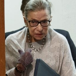 Justice Ruth Bader Ginsburg Misses Supreme Court Arguments Due to 'Stomach Bug'