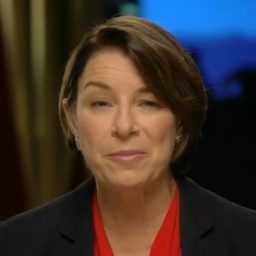 Klobuchar on Bloomberg: You Have to Earn Votes, Not Buy Them