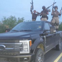 Los Zetas Cartel Clones Police Vehicles near Texas Border