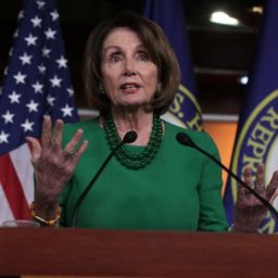 Pelosi: 'Sad' That Trump Doesn't Understand He Isn't 'Above the Law'