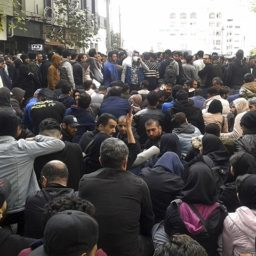 Reports: Iranian Protesters Burn Down 100 Banks, Shops in Gas Protest