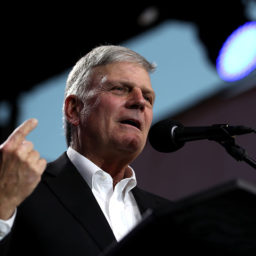 Rev. Franklin Graham Slams Democrat Impeachment Hearing as 'Day of Shame'