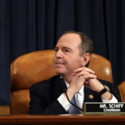 Schiff Forced to Address Plans to Snuff out GOP Lawmakers During Impeachment Hearing