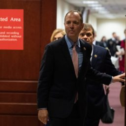Schiff Issues Statement Warning GOP About 'Sham' Witness List