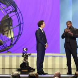 Watch: Kanye West Brings Emotional 'Sunday Service' Performance to Joel Osteen's Megachurch
