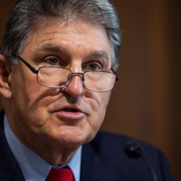 Democrat Joe Manchin 'Torn' on Impeachment, Has No Problem with Hunter Biden Testifying