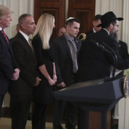Donald Trump Celebrates Hanukkah, Denounces Antisemitic Attack in New Jersey