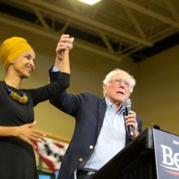 Sanders Stumps with Omar for Largest New Hampshire Rally of Campaign
