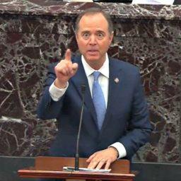 Adam Schiff Refers to Russia Over 30 Times During Senate Impeachment Hearing