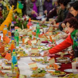 Amid Deadly Virus Outbreak, China Tried to Hold World's Largest Banquet