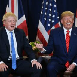 Boris Could Start Trade Negotiations with U.S. Before EU: Report