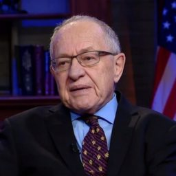 Dershowitz: 'Articles of Impeachment Are Two Noncriminal Actions'