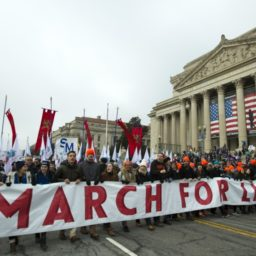 Donald Trump to Become First U.S. President to Speak at March for Life