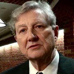 GOP Sen. Kennedy: Sens. Haven't Read House Impeachment Hearing Transcripts