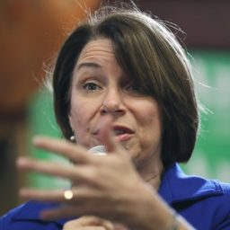 Klobuchar to GOP Senators: Don't Go Down in History Blocking the Truth — It Will Come Out