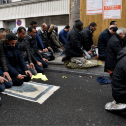 Nearly One-in-Five French Newborn Boys Have Muslim or Arabic First Names