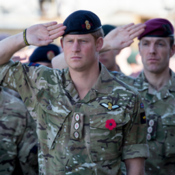 Prince Harry Severs Ties with British Military as Part of Megxit