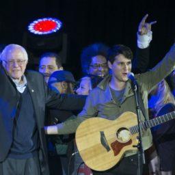 Rock Bands Vampire Weekend, Bon Iver to Stump for Bernie Sanders