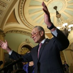 Schumer: Schiff Closing 'One of the Tour De ForcesIHave Seen in My Decades Here'