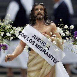 U.S. Bishops' Immigration Chief Says Jesus Was Part of a 'Refugee Family'