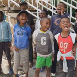 WATCH: Boys Form Singing Group on Streets of Madagascar's Capital City