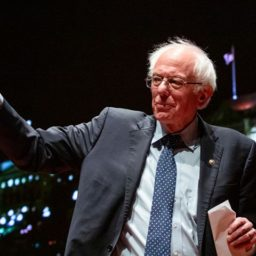 Bernie Sanders Goes 1-2-3 in Early States — First Time Ever