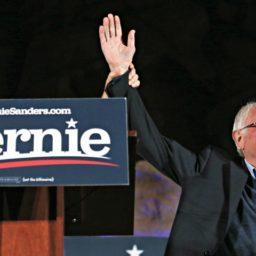 Bernie Sanders Projected Winner of Nevada Caucus