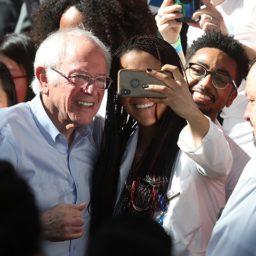 Bernie Sanders Wins Majority of Hispanic Votes in Nevada, Adds Black Support