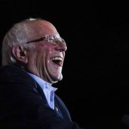 Democratic Party Establishment Freakout After Bernie Sanders Wins Nevada
