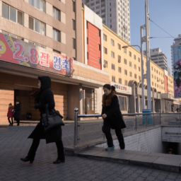 North Korea Quarantines 1,300 Coronavirus Patients in Pyongyang Hotel
