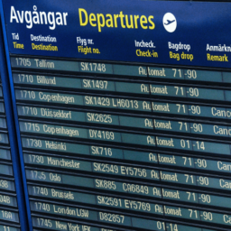 Sweden Govt Says Coronavirus 'Low Risk' Will Not Screen Air Travelers