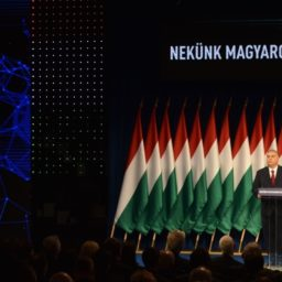 Viktor Orban Proclaims 'Hungary First' in State-of-the-Nation Speech
